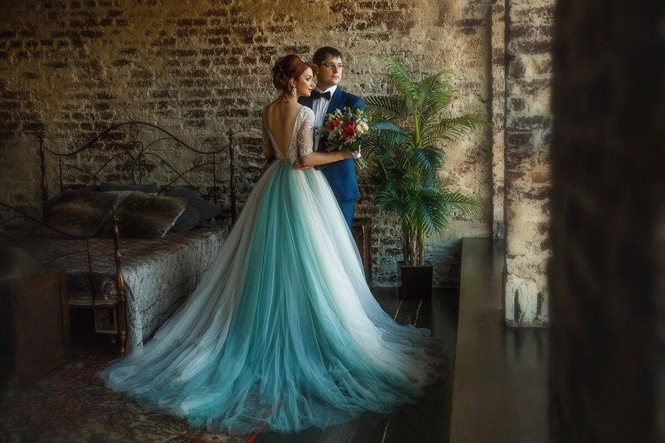 пышное платье для фотосессий