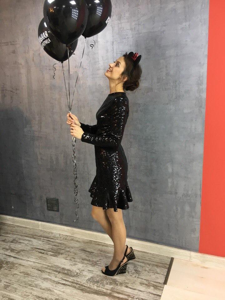 прокат коктейльноего платья
