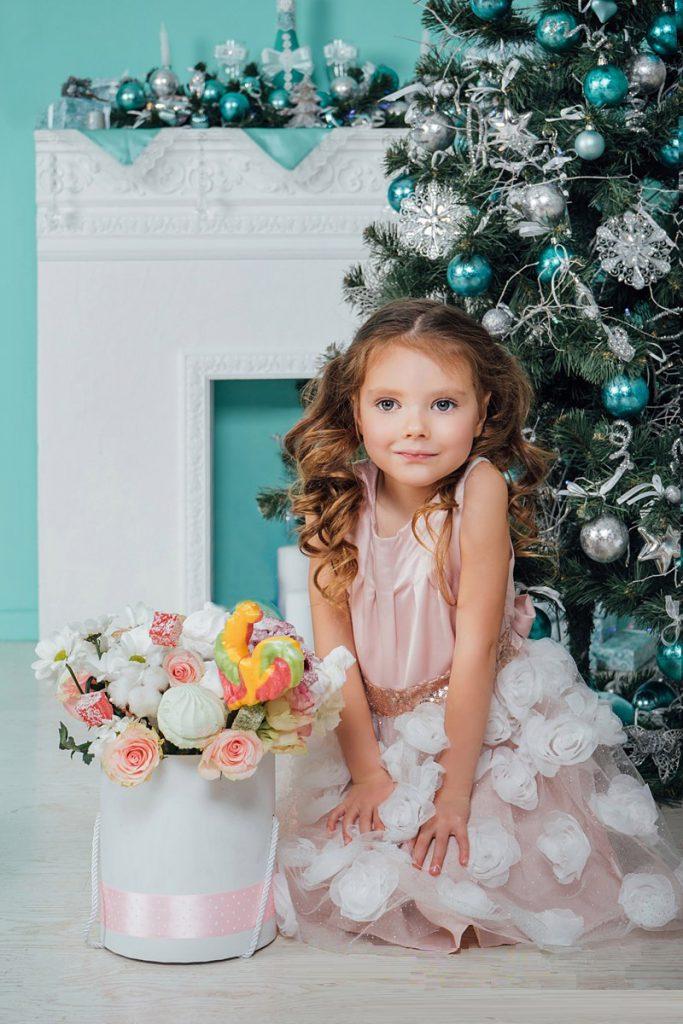 Прокат детского платья