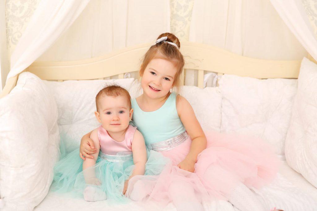 одинаковые платья для сестер Екатеринбур
