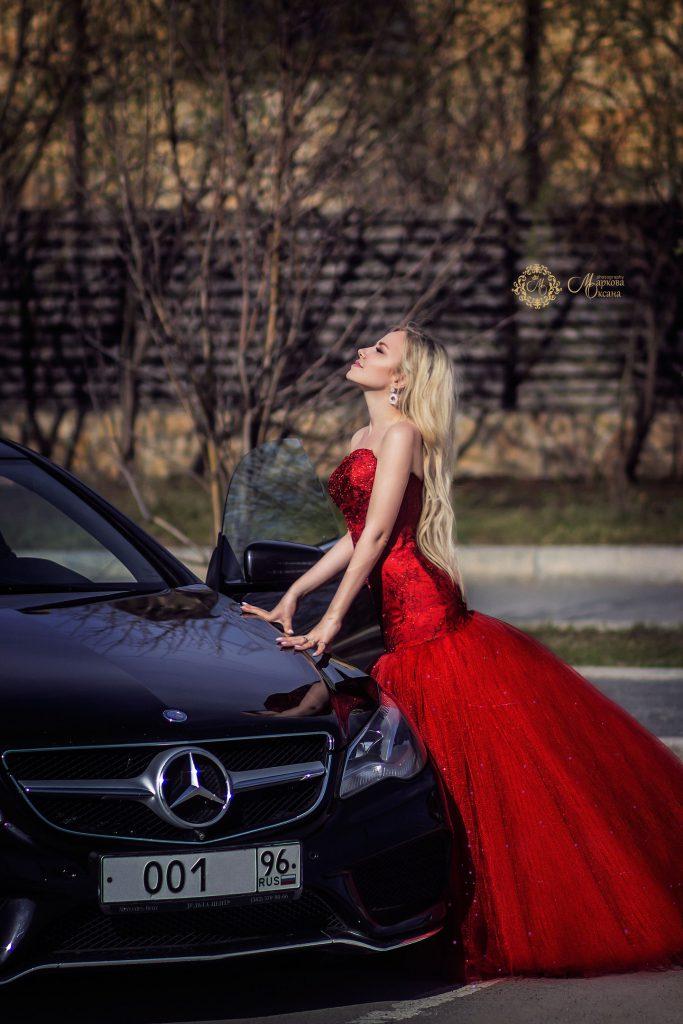 прокат красного платья екатеринбург