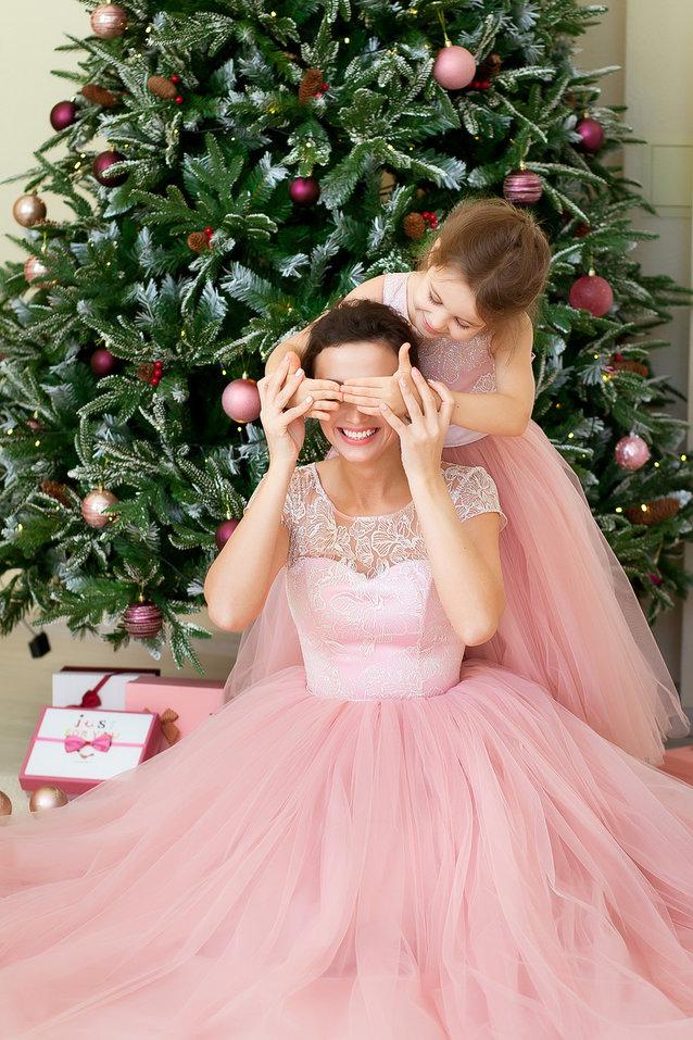 одинаковые платья для мамы и дочки екатеринбург